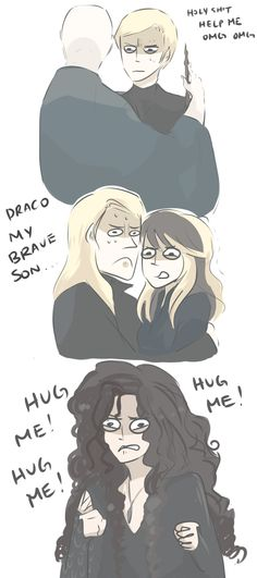 HP: HUG MEEEE by ~Randomsplashes on deviantART