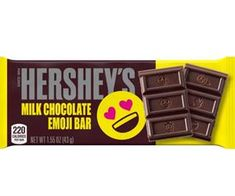 Hershey's Changes Chocolate Design after 125 Years to Include Emoji's Bedroom Flowers, Japanese Ginger, Woody Woodpecker, Homeopathy, Fertility, Birthday Invitations, Brows, Conversation, Prayers