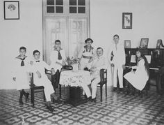 MY Classic : Dutch East Indies Interieur