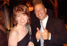 """Author of """"The Black Squirrel Ball"""". Amy Caruso with husband Vinnie. Black Squirrel, Amy, Wordpress, Husband, Author"""