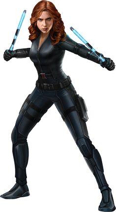 Female Avengers Art | Captain America: Civil War - Black Widow 01 PNG by ImAngelPeabody on DeviantArt