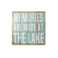 NOVICA Rustic Wood Lake House Wall Sign in Weathered Turquoise ($31) ❤ liked on Polyvore featuring home, home decor, wall art, clothing & accessories, signs, turquoise blue, wall decor, novica, turquoise wall art and turquoise home decor