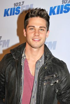 Dean geyer | Dean Geyer Pictures & Photos - KIIS FM's 2012 Jingle Ball - Night 1 ...