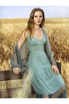 Yana  #VogueRussia #readytowear #rtw #springsummer2018 #Yana #VogueCollections