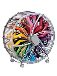 A shoe wheel, awesome