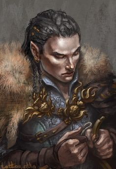 Fingon by Art kitchen by Tottor Atta.