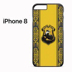 hufflepuff hogwarts for iPhone 8 Harry Potter Phone Case, Iphone 8 Cases, Hogwarts