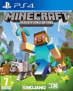 minecraft ps4 cover - Google Search