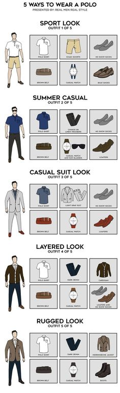 Advertisement When it comes to styling men, it's not that easy a deal. We bet many of you out there did not know there's a guide to almost anything and everything, right from your shirt buttons to the crease of the pants!! We save you the horror and bring out the best infrographics guides to … Continue reading 54 Infographics that will make a Man Fashion Expert