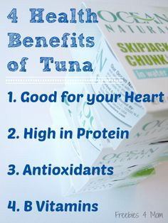 1000 images about tunafish benefits on pinterest tuna for Is tuna fish healthy