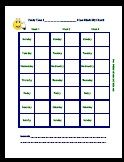 Great site for therapists, parents and teachers.  Contains several behavior charts as well as other ideas.Repinned by www.kimscounselingcorner.com