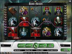 Sin City Casino and Blood Suckers Slots!