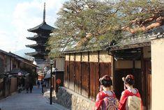 Sannenzaka distric - Kyoto