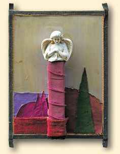 Mixed Media Sculpture, Assemblages, Assemblage Art, Mix Media, Box Art, Diorama, Collages, Sculptures, Objects