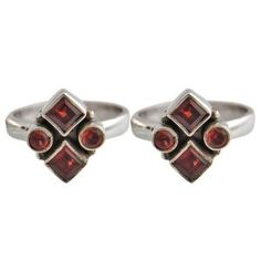 Sterling Silver Garnet Gemstone Foot Jewelry Toe Ring Handcrafted (Jewelry)  http://www.1-in-30.com/crt.php?p=B005IN9REO  B005IN9REO