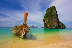 Hire your own longtailed boat for the day and sightsee to your heart's content. Enjoy all of the remote beauty Thailand has to offer. Relax on empty beaches, sip a cold drink, and sigh a deep sigh of contentment.   This is life.