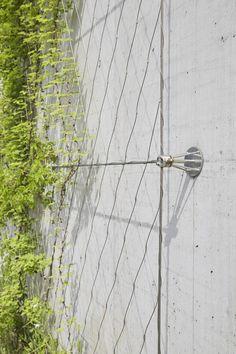 Gallery of Green Facades - 7 Makale 1 - Jardin Vertical Fachada Green Architecture, Landscape Architecture, Landscape Design, Stairs Architecture, Chinese Architecture, Futuristic Architecture, Vegetal Concept, Vertical Garden Wall, Vertical Gardens