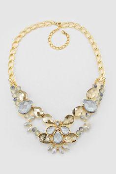 Crystal Capri Necklace in London