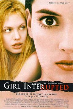 Girl, Interrupted (Garota Interrompida), 1999 by James Mangold - Oscar goes to Jolie (in a Supporting Role) - Tks Sarah