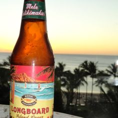 Longboard Beer from Hawaii