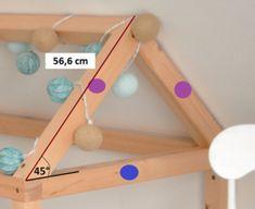 Ihr wollt ein Kinderbett selber bauen und habt keine Ahnung wie? Hier haben wir eine einfache Bauanleitung für Kinderbett 70x140 cm. Ihr könnt es aber auch ganz einfach auf 100x200cm ändern.
