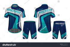 Sport Shirt Design, Sports Jersey Design, T Shirt Sport, Sport Wear, Golf Shirts, Sports Shirts, Tee Shirts, Tees, Cycling Wear