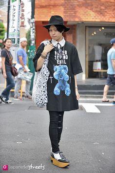 e5dc467e04c FASHION JAPAN  Uri Hanazono (Harajuku