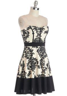 What Do You Clink? Dress | Mod Retro Vintage Dresses | ModCloth.com