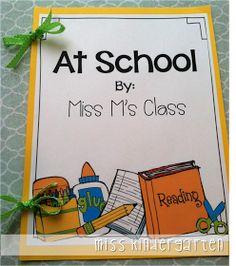 Miss Kindergarten: Writing in Kindergarten