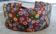 Bracelet handmade bracelet with Miyuki by BraceletAngelaGranic