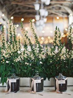 foxgloves wedding ideas