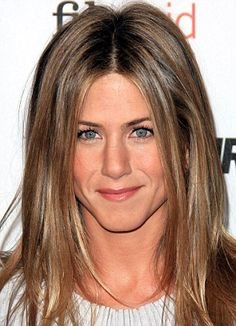 jennifer aniston brown hair - Google Search