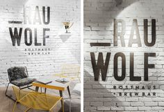 Rauwolf Rösthaus + Brewbar on Behance