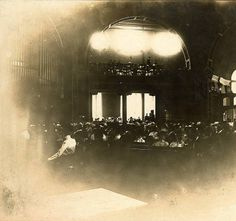Temple of Music interior :: Pan-American Exposition of 1901 :: Digital Collections :: University at Buffalo Libraries