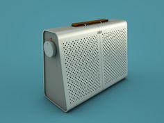 Mårten Andersson, Wireless speaker / Radio