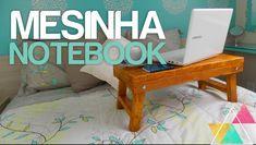 MESINHA NOTEBOOK | DIY #30 Móveis Ateliê