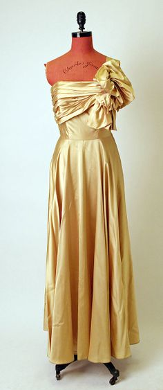 Ball gown - Charles James 1948