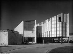 Alvar Aalto, Kulturzentrum Wolfsburg | Heidersberger