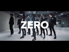 Zero - Chris Brown / Lia Kim Choreography - YouTube