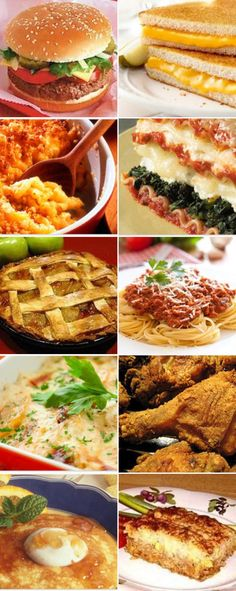 My Picks: Favorite Comfort Foods #Fave163079