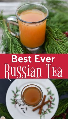 Russian Tea is easy to make and begins with Milo's Tea! Add fresh lemon juice, orange juice, pineapple juice and let simmer. Yum! #PassTheMilos #PMedia #ad