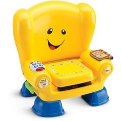 Fisher Price Laugh & Learn Smart Stages Chair - Walmart.com