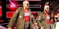 Raw Tag Team Champions Sheamus & Cesaro collide with SmackDown Tag Team Champions The Usos in a huge Champion vs. Champion showdown at Survivor Series. Celtic Warriors, Wwe Pay Per View, Vince Mcmahon, Survivor Series, Sheamus, Wwe News, Single Men, Irish Men, Big Star
