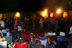Garner State Park dance