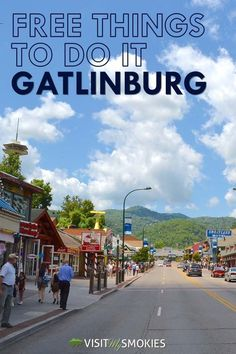 10 Free Things To Do in Gatlinburg You Don't Want to Skip From touring a Gatlinburg moonshine distillery to exploring Cades Cove, Visit My Smokies reveals the top 10 free things to do in Gatlinburg. Need A Vacation, Vacation Places, Vacation Destinations, Vacation Spots, Places To Travel, Vacation Ideas, Greece Vacation, Vacation Travel, Usa Travel