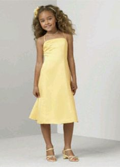 Flower girl dress idea but in wisteria or ivory