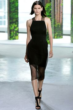 Boss Spring 2015 Ready-to-Wear Fashion Show - Katlin Aas