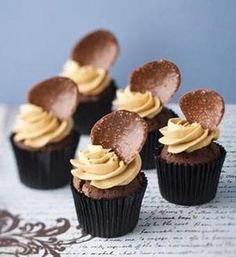 Picture Tart Recipes, Cupcake Recipes, Sweet Recipes, Dessert Recipes, Desserts, Dessert Ideas, Yummy Recipes, Cappuccino Cupcakes, Homemade Dinner Rolls