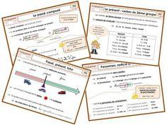 leçons grammaire conjugaison orthographe ce2