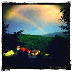 .@photobymada   @photobymada #julyphotochallengefpoe #landscape #rainbow @fPOE